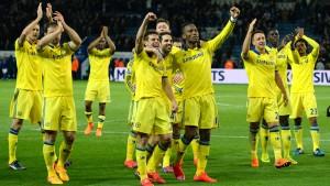 Chelsea plant die Meisterfeier
