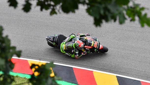 Folger wird auf dem Sachsenring Zweiter
