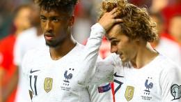 Überraschende Niederlage für Weltmeister Frankreich