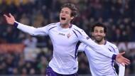 Torschütze gegen Rom: Marcos Alonso