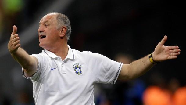 Scolari nicht mehr Nationaltrainer Brasiliens