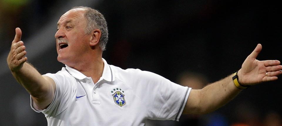 Wm 2014 Scolari Nicht Mehr Nationaltrainer Brasiliens