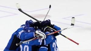 Finnland Weltmeister - Russland geht leer aus