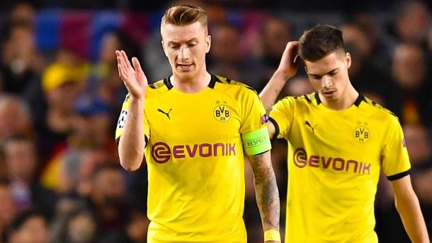 Dortmund wird zeitweise vorgeführt
