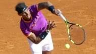 Zverev ohne Chance gegen Nadal