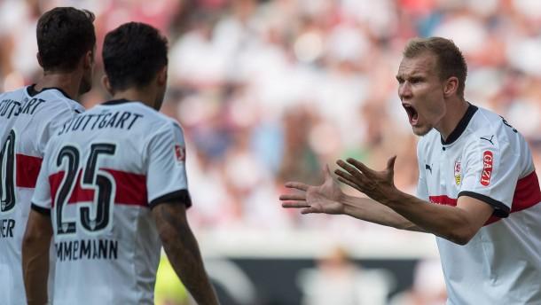 Badstuber wird beim VfB zum Mann des Spieltags