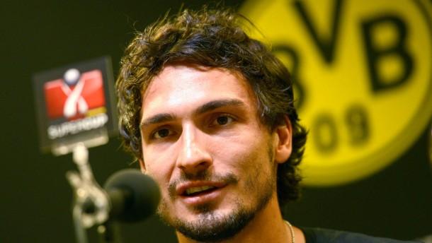 Pressekonferenz DFL-Supercup
