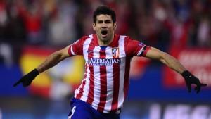 Diego Costa zieht es zu Chelsea