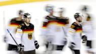 Wischiwaschi – diesen Eindruck hinterlässt die deutsche Eishockey-Nationalmannschaft derzeit bei der Weltmeisterschaft in Prag.