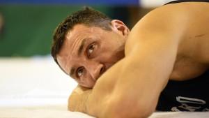 Klitschkos WM-Kampf geplatzt