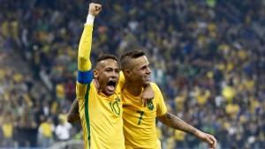 Es läuft auf ein Finale Deutschland – Brasilien hinaus