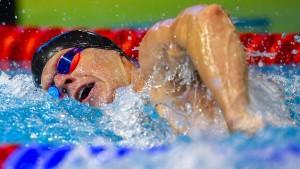 Trotz Biedermann-Aus: Guter Start für deutsche Schwimmer