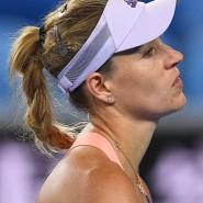 Aus und vorbei: Angelique Kerber scheitert bei den Australien Open.