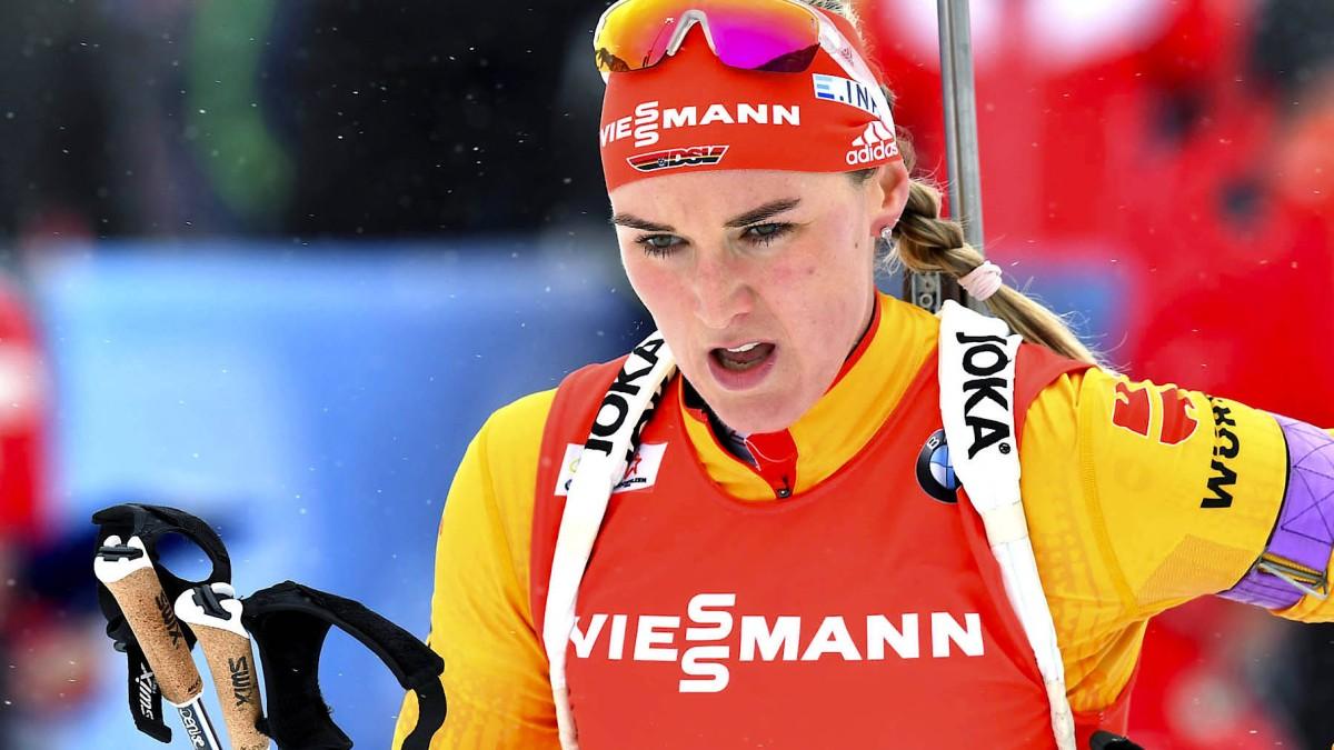 Nächstes Biathlon-Debakel für deutsche Frauen