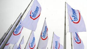 Kurzarbeit bei Infineon in Aussicht