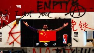 Pence kritisiert NBA wegen China-Politik