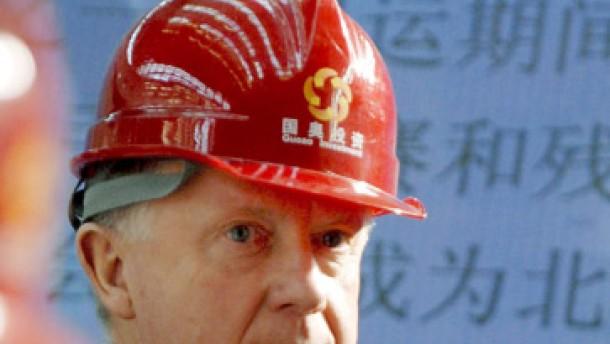 """""""Das chinesische Volk ist beleidigt"""""""