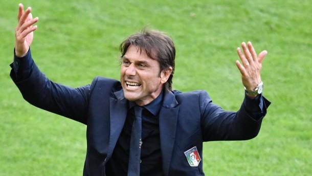 Wie Conte Italien zu einem Spitzenteam machte
