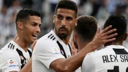 Khedira verlängert bei Juventus Turin