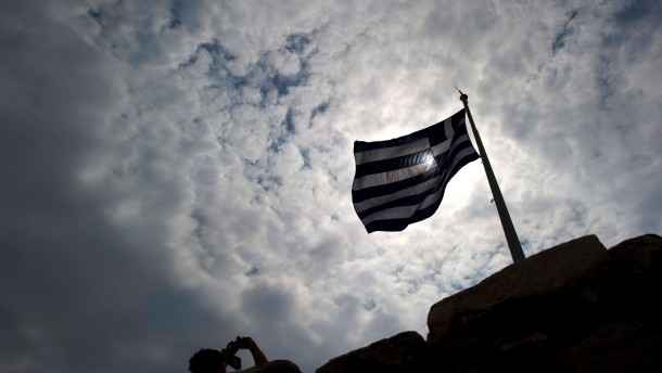 Die griechische Regierung reagiert gelassen auf die abermalige Herabstufung der Kreditwürdigkeit dur