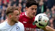 Rückschlag für Hannover im Aufstiegsrennen