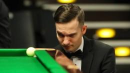 Deutscher Ritterschlag beim Finale der Snooker-WM