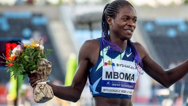 Hormonwert stoppt Olympia-Favoritin aus Namibia