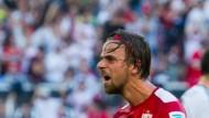 Total verrücktes Spiel in Stuttgart