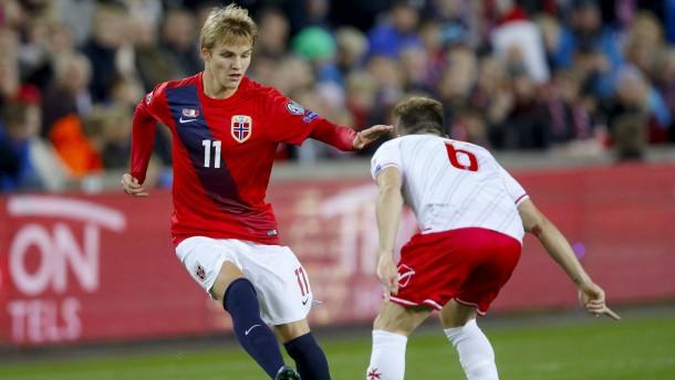 Norwegen will wieder mitspielen