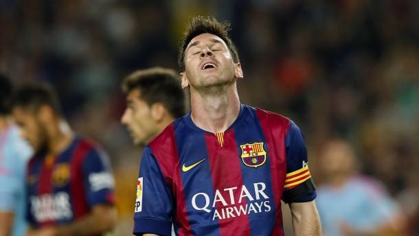 Barca patzt, Real zieht vorbei