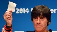 Löw: Argentinien ist nicht nur Messi