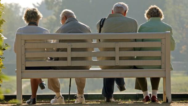 Rentenbeitrag sinkt 2014 wohl auf 18,4 Prozent