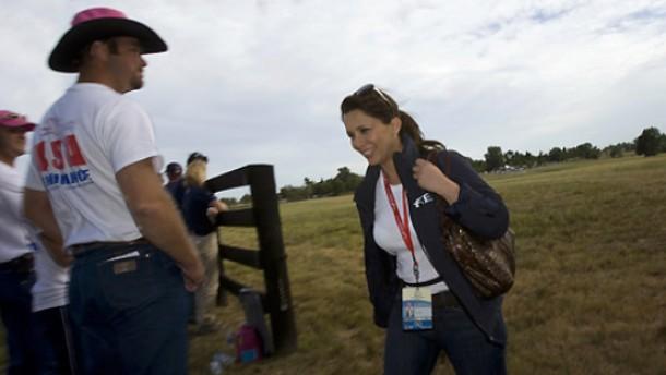 Kein Spazierritt für die Reiter-Präsidentin