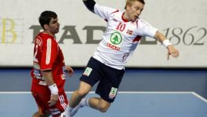 Frankreich fast im Halbfinale - Norwegen wahrt Mini-Chance