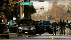 Todesschützen könnten Terroristen gewesen sein