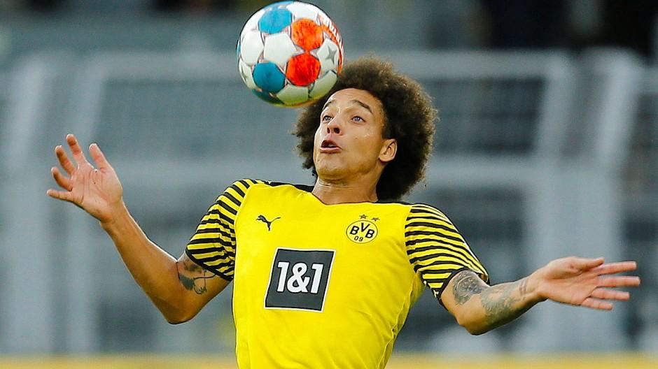 Auch Axel Witsel konnte die vielen Gegentore für den BVB nicht verhindern.