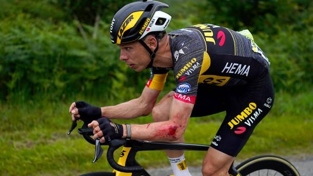 Tony Martin gibt bei der Tour de France auf