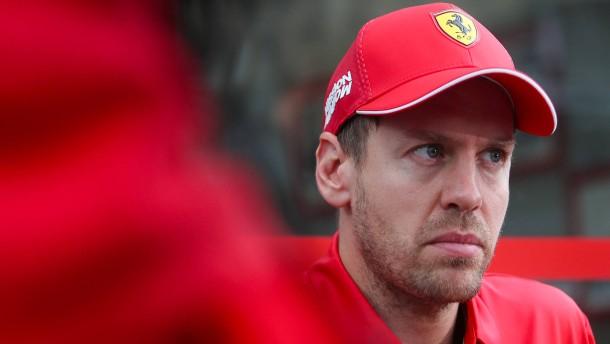 """Vettel lässt den Konflikt eskalieren"""
