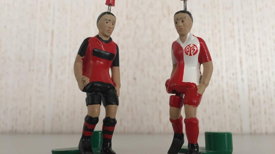Zwei Vereine, zwei Philosophien: Mainz 05 baut auf die U23, die Eintracht nicht