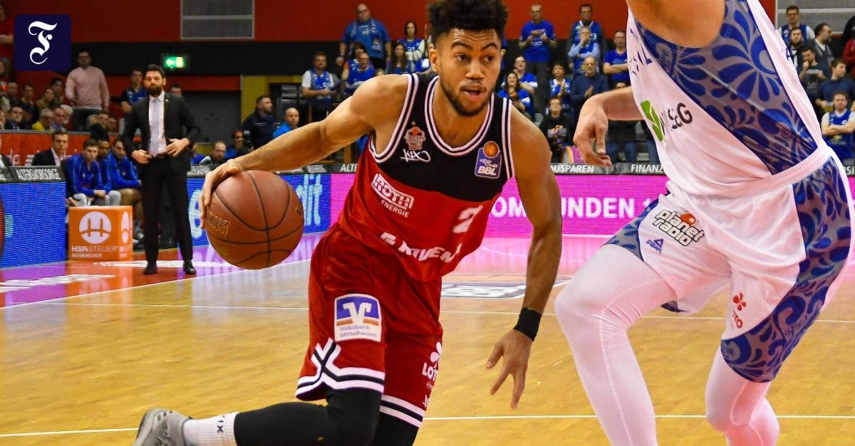 Basketball-Bundesliga: Gießen sortiert sich neu