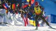Drei Starts, drei Siege: Laura Dahlmeier ist in Pokljuka nicht zu schlagen