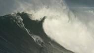 Ein Ritt über Monsterwellen