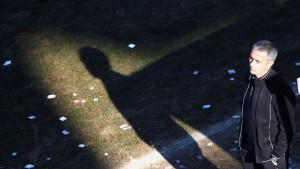 Mourinhos Schatten