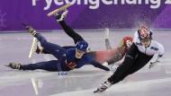 Zweites Shorttrack-Gold für Südkorea