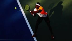 Aus Sierra Leone in die große Tennis-Welt