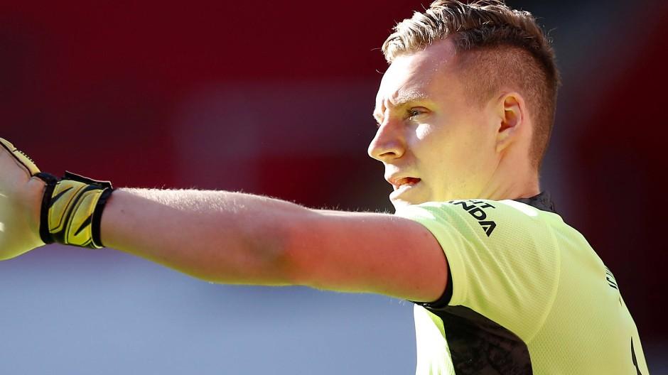Konnte die Niederlage nicht verhindern: Arsenal-Schlussmann Bernd Leno