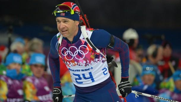 Der siebte Streich von Altmeister Björndalen