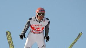 Freund Zweiter bei Weltcup in Willingen