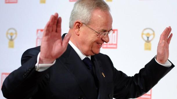 """Preisverleihung """"Goldenes Lenkrad 2012"""""""