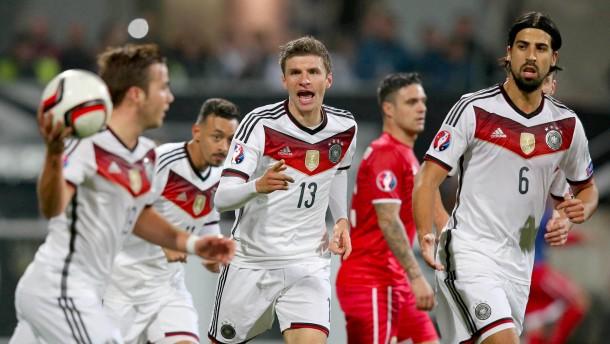 Der Weltmeister schießt weniger Tore als gegen Brasilien